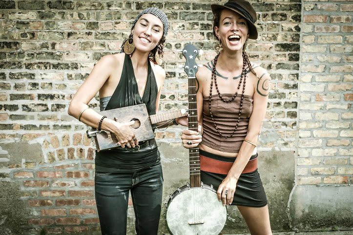 Picture of Leah Song and Chloe Smith